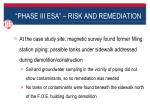phase iii esa risk and remediation3