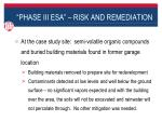 phase iii esa risk and remediation4