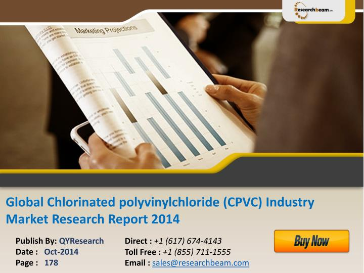 Global Chlorinated polyvinylchloride (CPVC) Industry Market Research Report 2014
