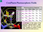 compharm pharmacophoric fields