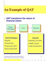 an example of qat