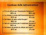 gestione delle infrastrutture