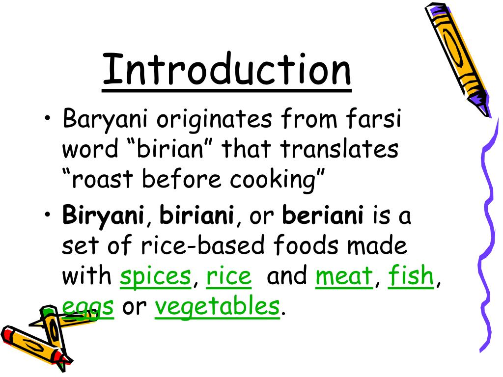 PPT - The cultural Recipe project PowerPoint Presentation