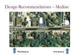 design recommendations median