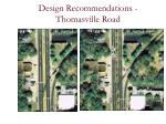design recommendations thomasville road