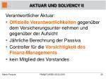 aktuar und solvency ii2