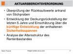 aktuarsberichtsverordnung1