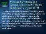 victorian stevedoring and general contracting co pty ltd and meakes v dignan at 101