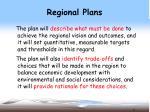regional plans1