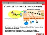starslee starsce the tilab tools