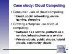 case study cloud computing1