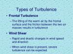 types of turbulence1