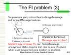 the fi problem 3