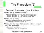 the fi problem 6