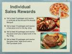 individual sales rewards1