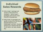 individual sales rewards6