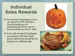 individual sales rewards7