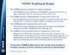 ssmm traditional design1