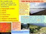 microclimate 2