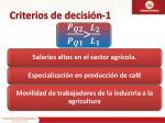 criterios de decisi n 1