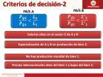 criterios de decisi n 21