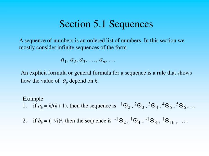 section 5 1 sequences n.