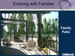 evolving with families4