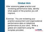 global aim