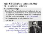 topic 1 measurement and uncertainties 1 2 uncertainties and errors5