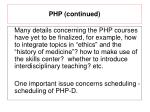 php continued1
