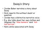 daisy s story
