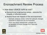 encroachment review process