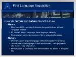 first language acquisition2