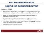 post therasense decisions29