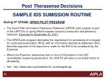 post therasense decisions31