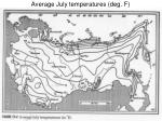 average july temperatures deg f