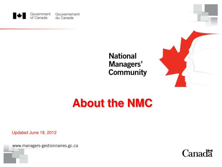 about the nmc n.