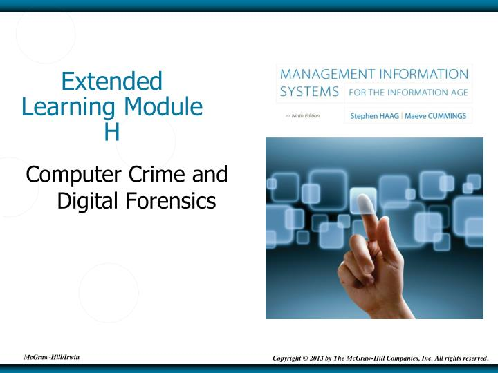extended learning module h n.