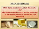 milch butter k se