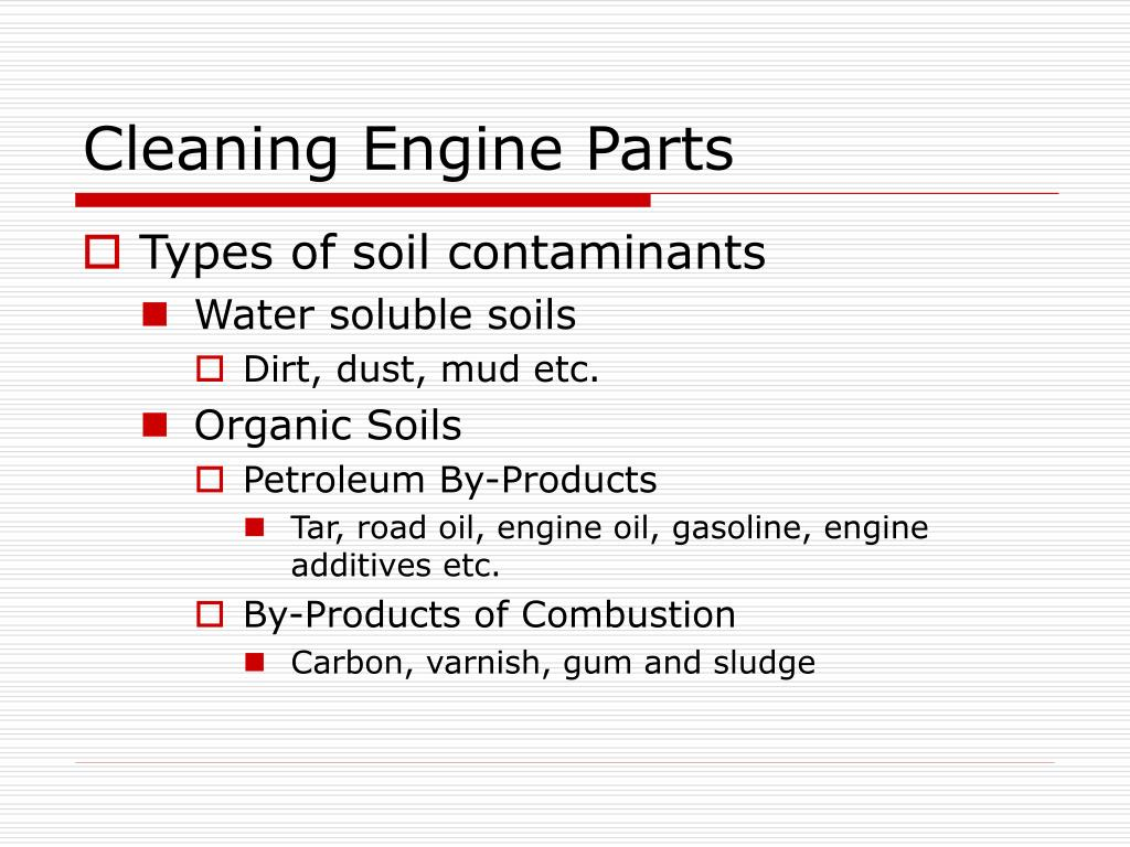 PPT - Engine Disassembly PowerPoint Presentation - ID:5629632