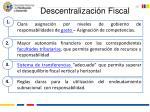 descentralizaci n fiscal1