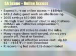 sa scene online access