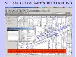 village of lombard street lighting1