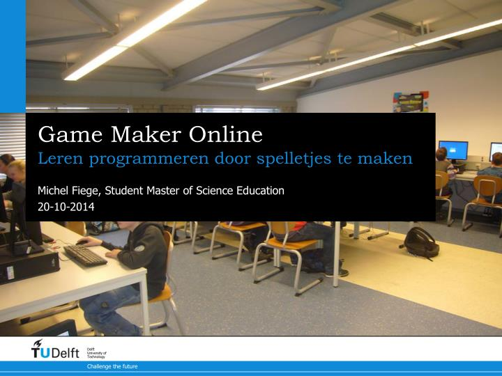 game maker online n.