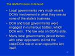 the gma process continued2