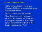 the gma process continued3