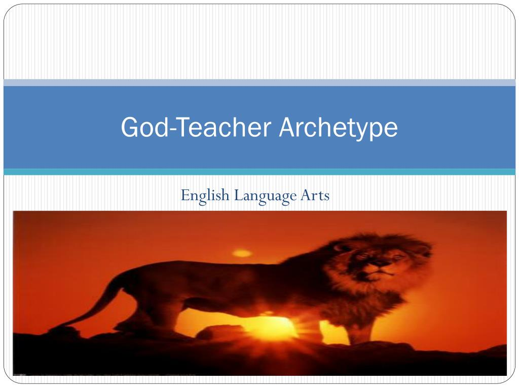 teacher archetype