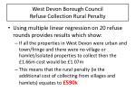 west devon borough council refuse collection rural penalty1