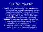 gdp and population1
