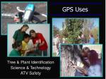 gps uses1